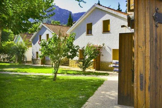 Arroyo Frio, Ισπανία: Fachada Apartamentos