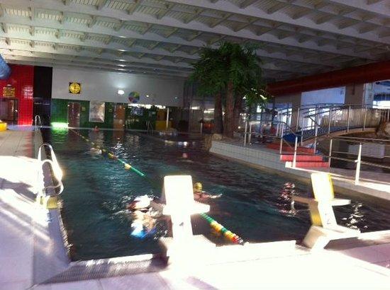 Sporthotel Royer: the big pool