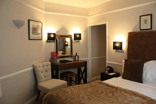 Harington's City Hotel: Our room