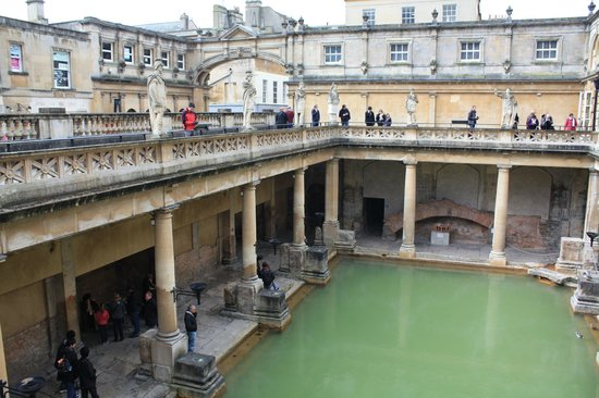 Harington's City Hotel : Roman Baths
