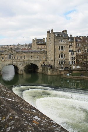 Harington's City Hotel: Pulteney Bridge, Bath
