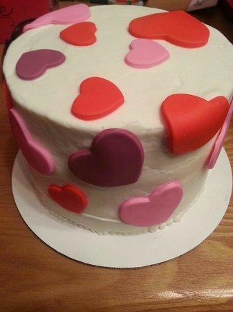 Kustom Kakes: Valentine's Cake