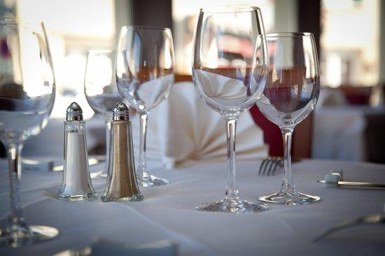 Au Moyne de Saire: restaurant