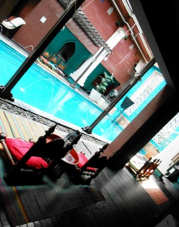 Imm Fusion Sukhumvit : pool area
