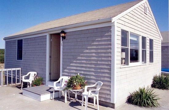 North Truro, MA: 2 Bedroom Cottage