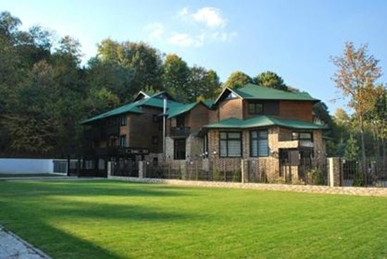 Hotel Hillden Lodge & Restaurant
