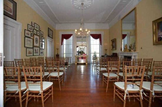 Berry Hill Resort & Conference Center: Mansion Wedding