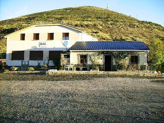 Hostal Rural La Collada de Aralla : Hostal Rural ( fachada)