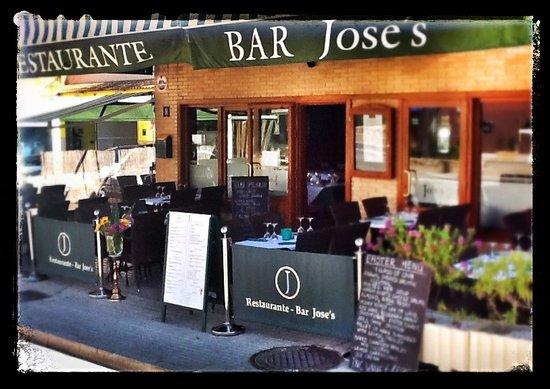 Jose's restaurante e bar: Easter Day
