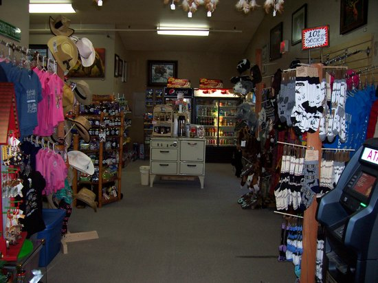 Glacier General Store and Cabins: A one stop family shop