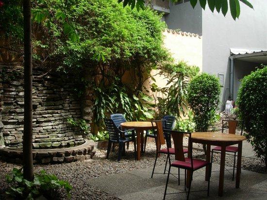 Hotel Botanika : Botanika restaurant