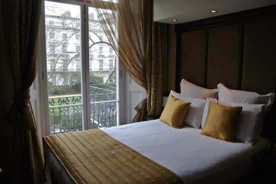 The Premier Notting Hill: View from the room.
