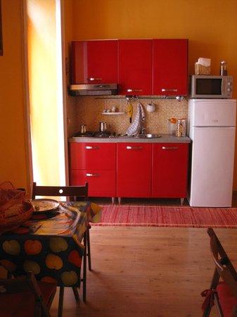 Bed & Breakfast I colori di Napoli: Cucina per la colazione