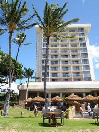 Westin Maui Resort And Spa: beach tower