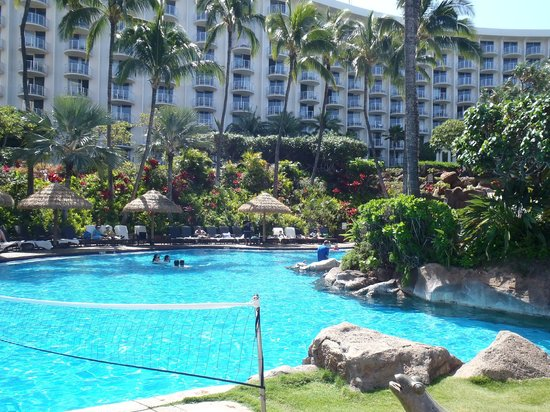 Westin Maui Resort And Spa: ocean tower