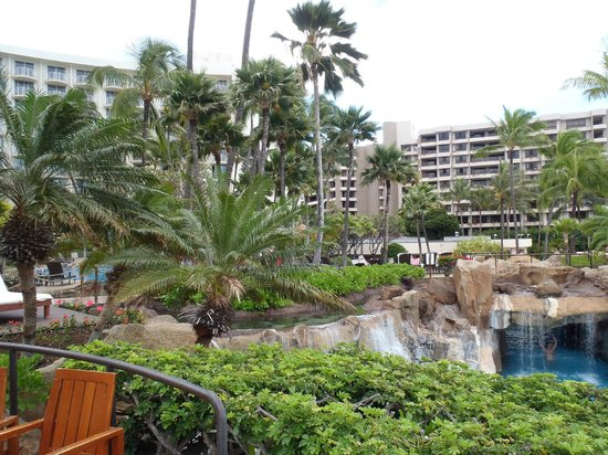 The Westin Maui Resort & Spa: from pool bar