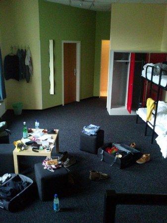 Singer109 Backpacker Apartment Hostel: camera da 6