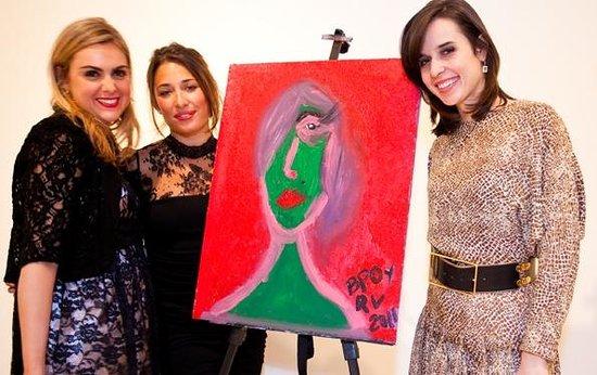 ArtJamz Dupont Studio: girls night out