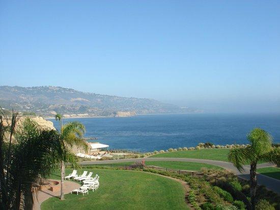 Terranea Resort: Pacific view
