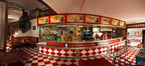 Hamburgueseria Cafeteria Daisy