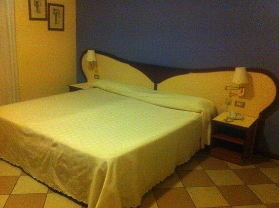 Hotel La Fenice: La camera dove ho pernottato