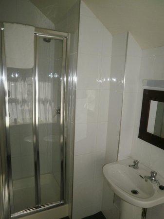 Gate Hotel: my newly renovated bathroom Spring 2013