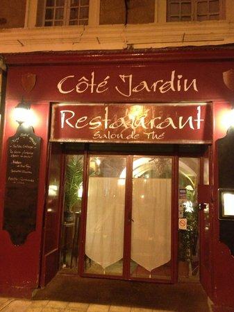 Cote Jardin - Salon du The