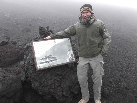 """Funivia dell'Etna: ...il ricordo di un """"vecio"""" del vulcano..."""