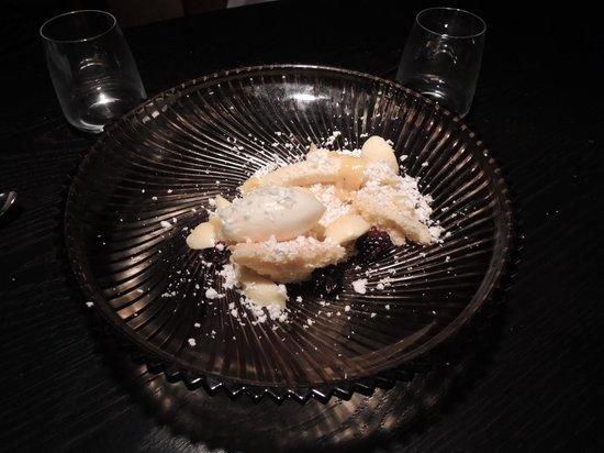 Dessert picture of fiskfelagid fish company reykjavik for Fish company reykjavik