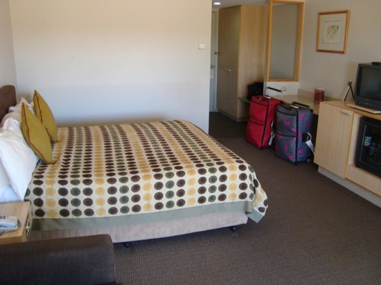 Desert Gardens Hotel, Ayers Rock Resort: Spacious bedroom