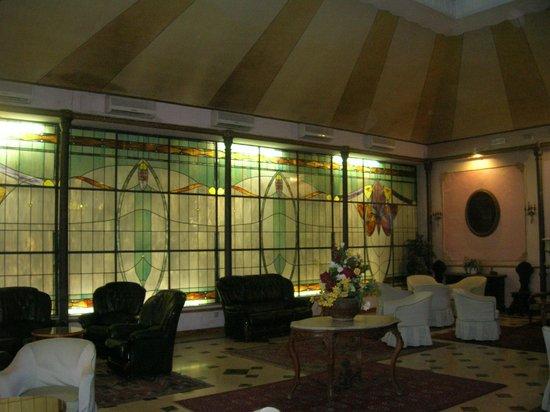 Bonciani Hotel: sala comune