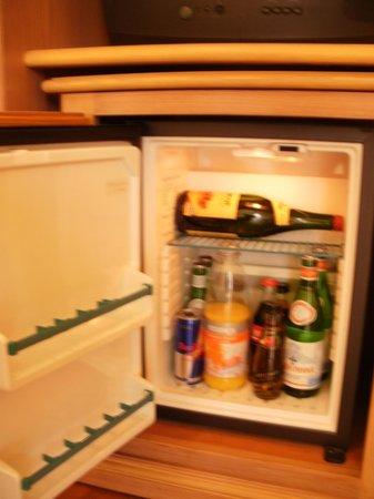 Kulturbrauerei : Bar fridge