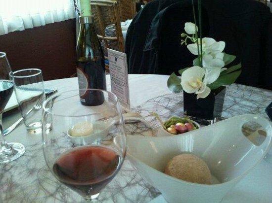 La Ciboulette : UNE  TABLE BIEN DECOREE
