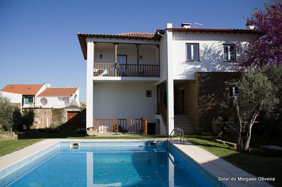 Solar do Morgado Oliveira: swimming pool