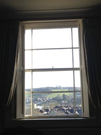 Apsley House Hotel: view from Wellington room