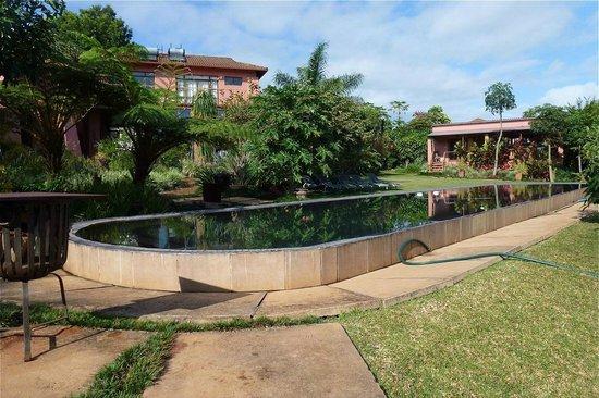 Ambience Inn : 15 meter pool