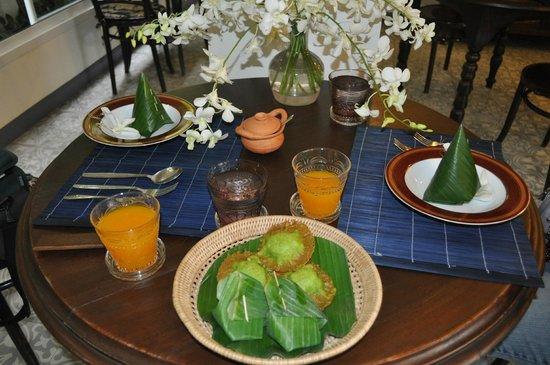 SSIP Boutique Dhevej Bangkok: Fantastique petit-déjeuner