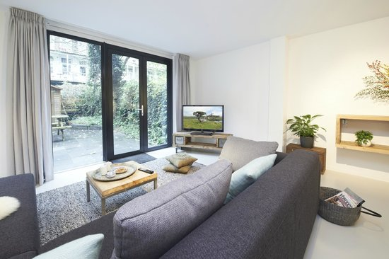 Picture Perfect Livingroom With Hd Tv Picture Of Amsterdam Furnished Apartments Amsterdam Tripadvisor