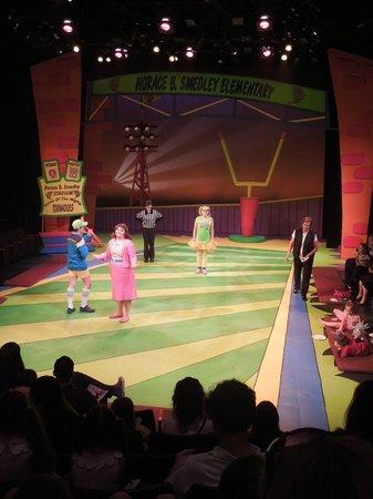Orlando Shakespeare Theater: Pre-performance Performance
