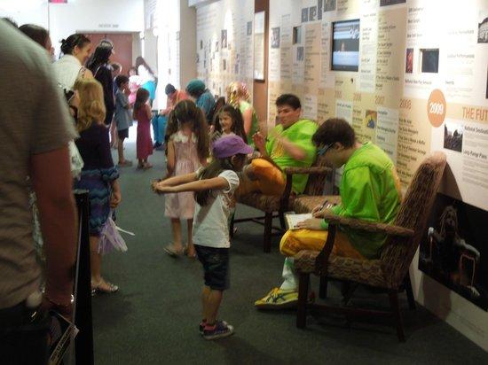 Orlando Shakespeare Theater: Meet and Greet
