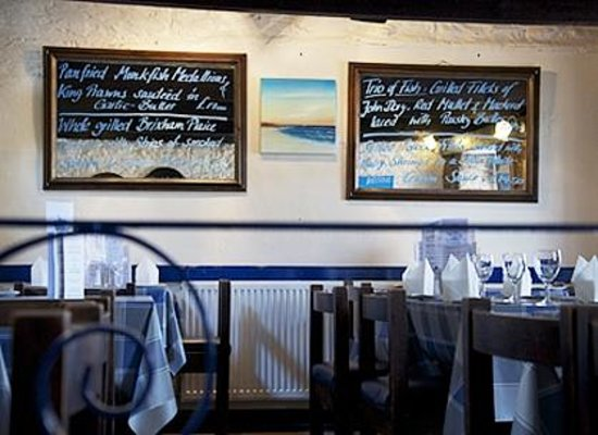 No. 15: No.15 Restaurant, Brixham