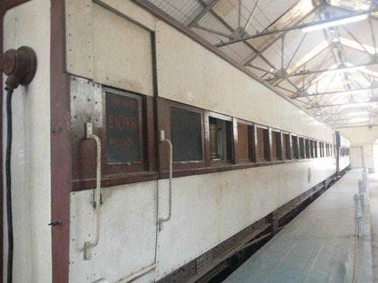 Railway Museum Mysore: The Mysore Maharajah's COach