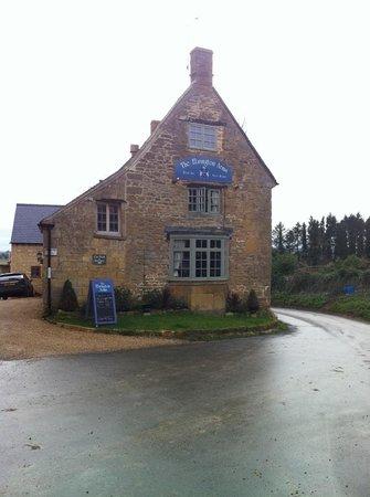 The Ebrington Arms: The inn