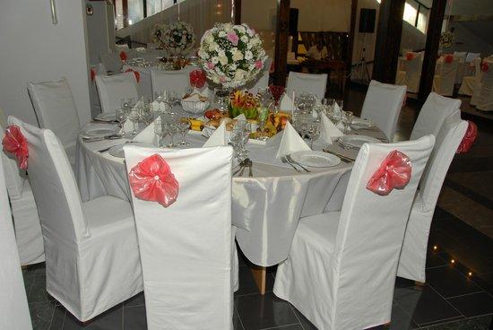 Hotel Club G : Wedding Reception