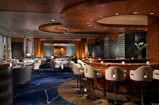 Blue by Eric Ripert dining room