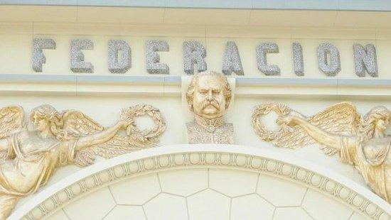 Arco de la Federacion: Hermoso Arco