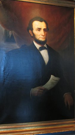 David Wills House : Portrait