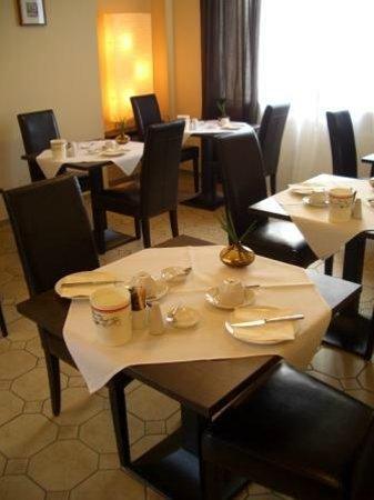 Hotel Augsburg Langemarck: Frühstücksraum/ breakfastroom