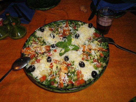 Restaurant Cafe NORA : ENSALADA