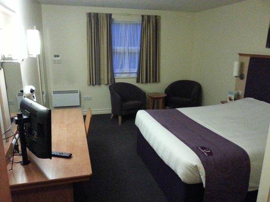 Premier Inn Newcastle Under Lyme Hotel: Camera